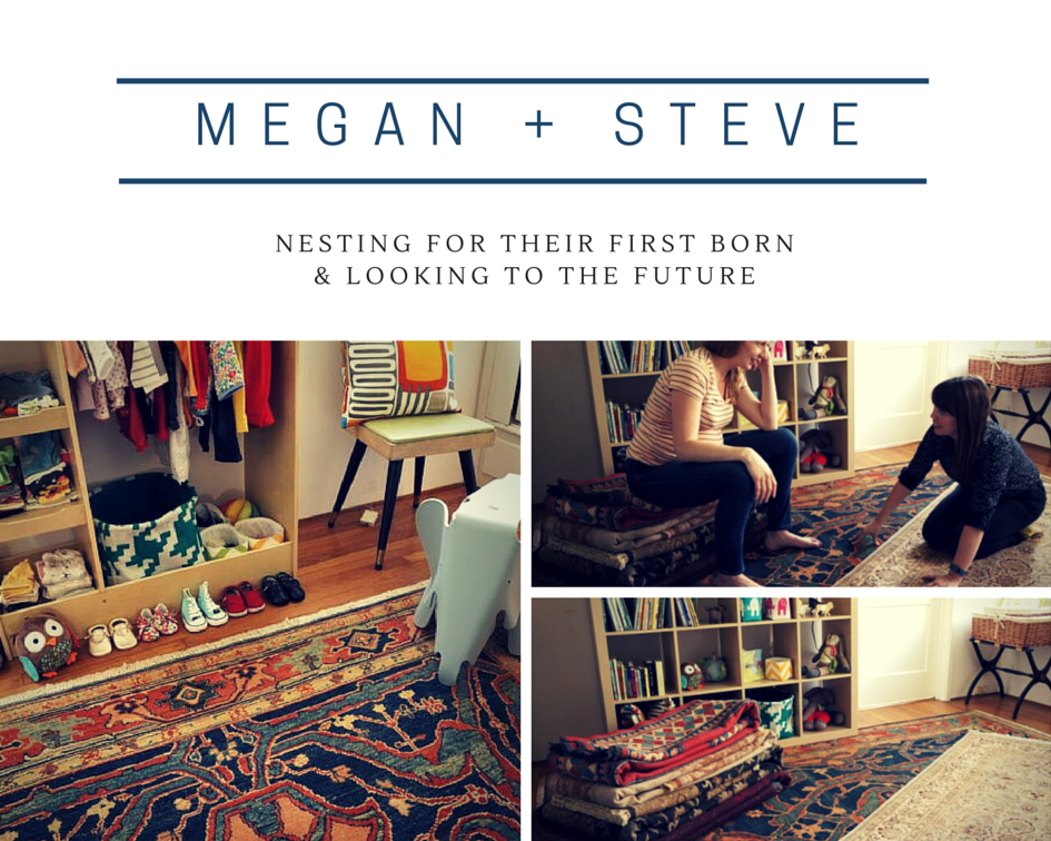Floorplan Rugs In-Home Preview for Megan + Steve