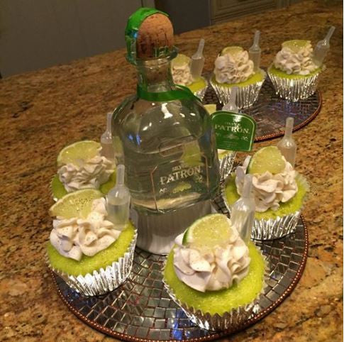 Alcohol Infused Cupcakes Couture Cupcakes By Erika Traquel