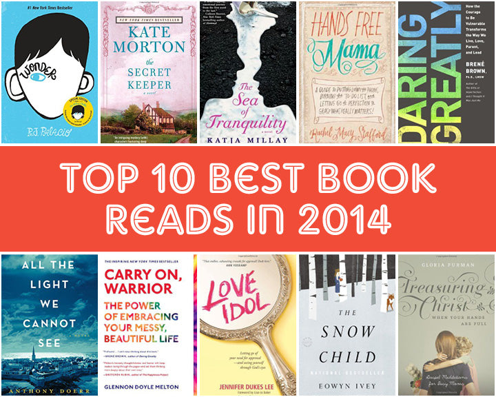top 10 best books of 2014 glowing local