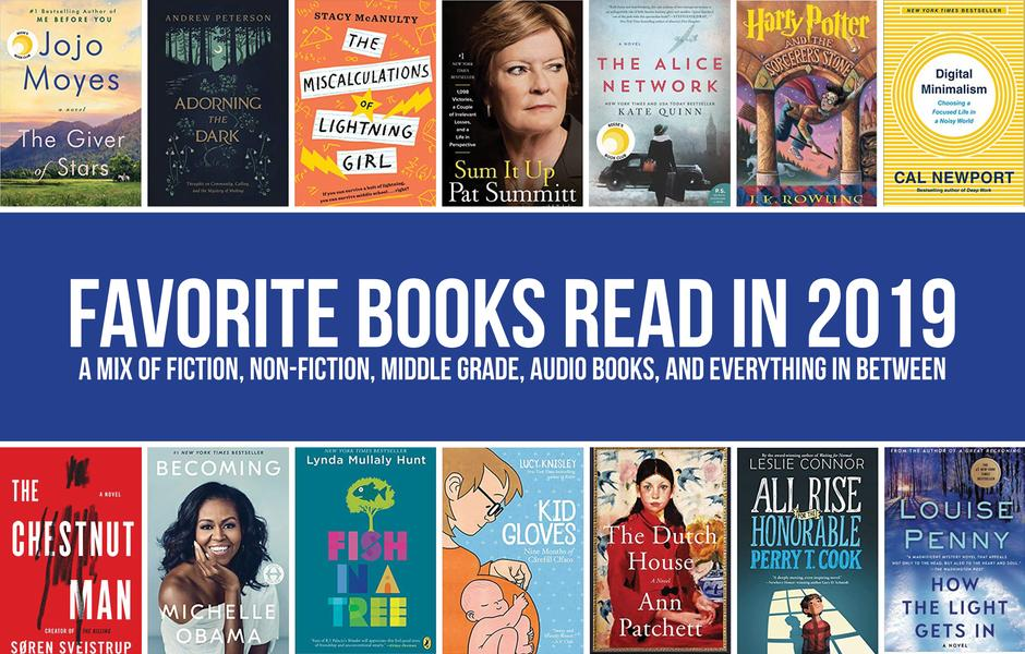 Best Books Read in 2018