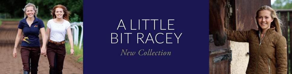 Paul Carberry - PC Racewear - A Little Bit Racey - Outdoor and Equestrian Fashion Collection