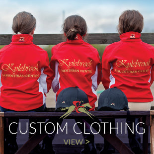 Paul Carberry PC Racewear - Custom Clothing Service