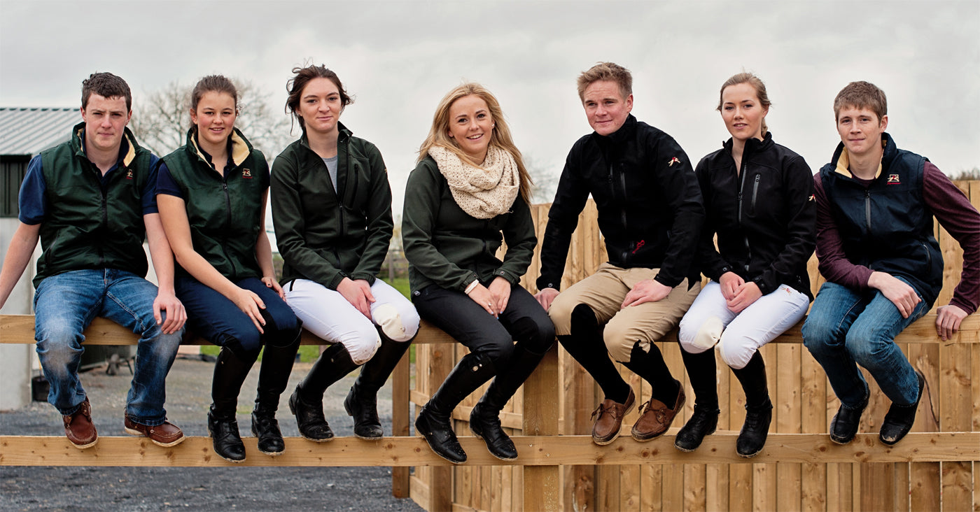 Paul Carberry PC Racewear Blog - Tattersalls Horse Riding Trial 2015 win for Jodie O'Keefe