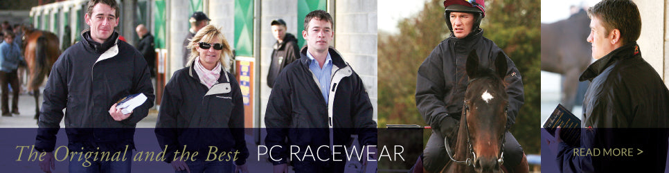 Paul Carberry - The PC Racewear Story - About Us