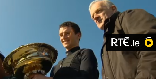 PC Racewear - Willie Mullins Cheltenham Champion on RTE