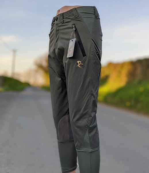 PC Breeches Weatherproof - Grey/Grey - Childrens - Online Exclusive