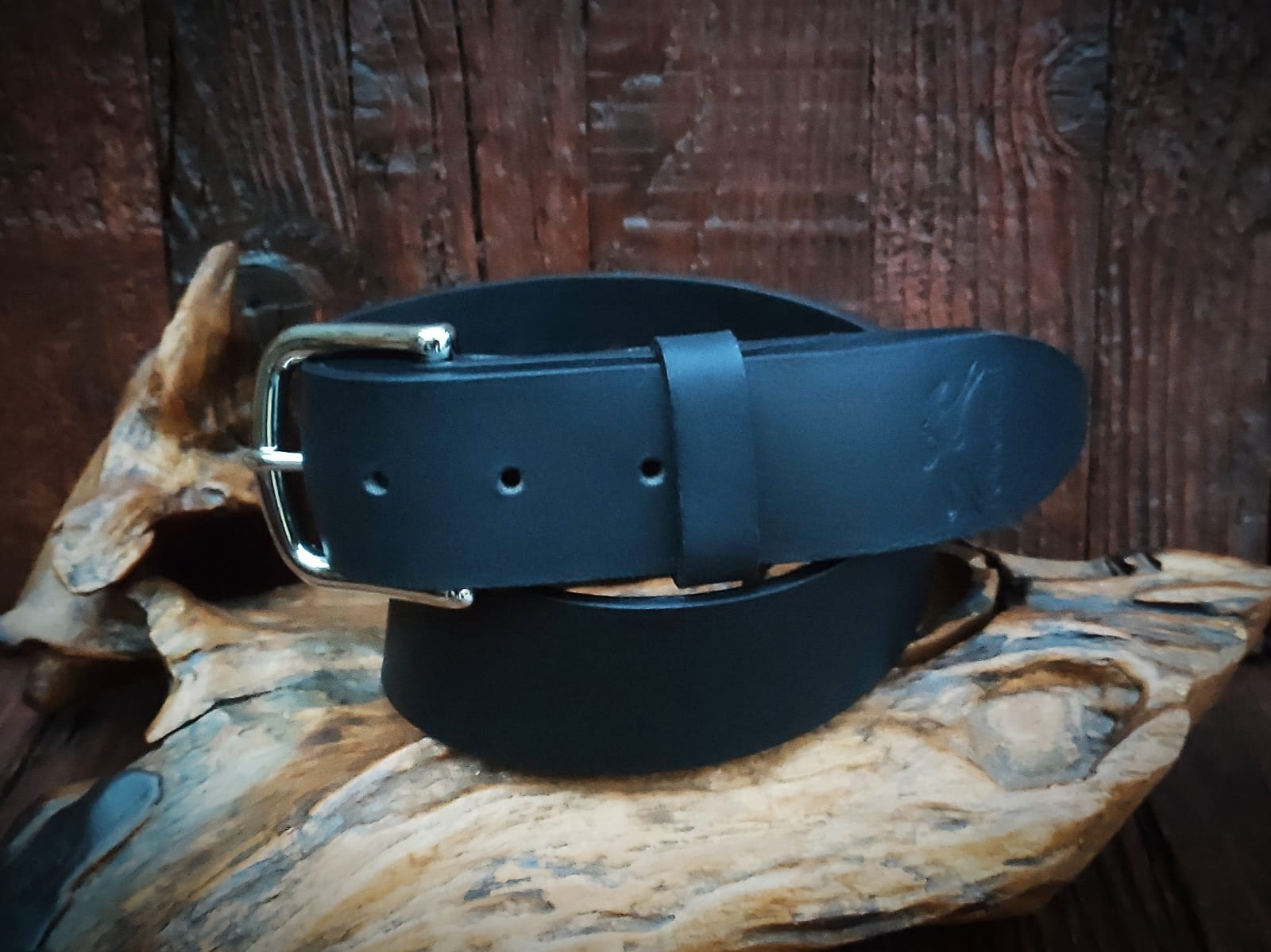 Handmade Irish Leather Belt