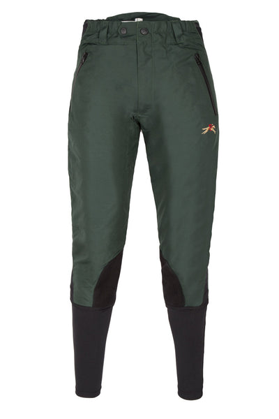 Paul Carberry - PC Racewear - PC Breeches Green