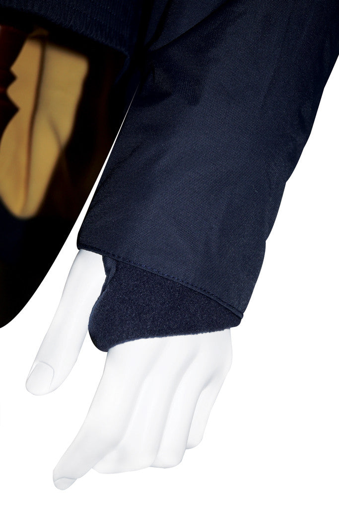 Paul Carberry - PC Racewear - PC Elite Jacket in Classic Navy - Detail