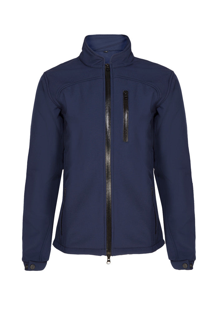 Paul Carberry PC Racewear Softshell Jacket Navy