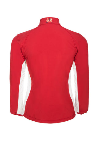 Paul Carberry PC Racewear Softshell Jacket Red/White