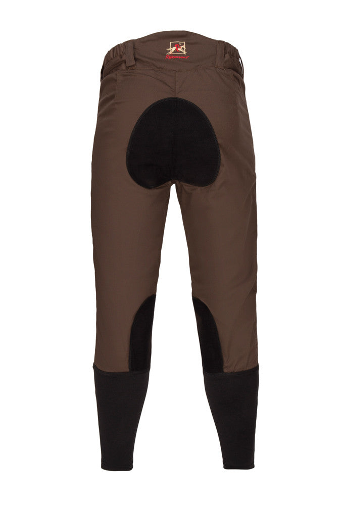 PC Duvall 140 Summer Breeches - Chocolate (back view)