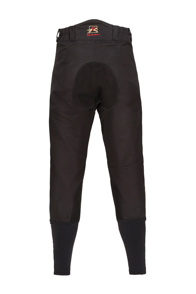 PC Racewear Xtro-vert Breeches in Black (back view)
