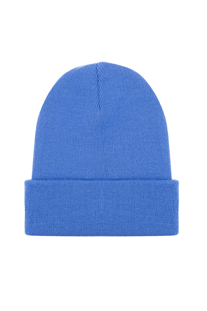 Paul Carberry PC Racewear - A Little Bit Racey Beanie Hat in Blue - Back