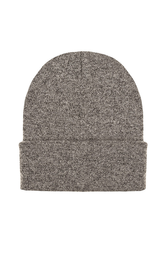 Paul Carberry PC Racewear - A Little Bit Racey Beanie Hat in Grey - Back