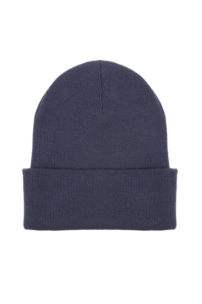 Paul Carberry PC Racewear - A Little Bit Racey Beanie Hat in Navy - Back