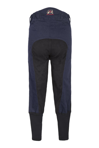 PC Racewear - Duvall 150 Breeches in Navy - Front