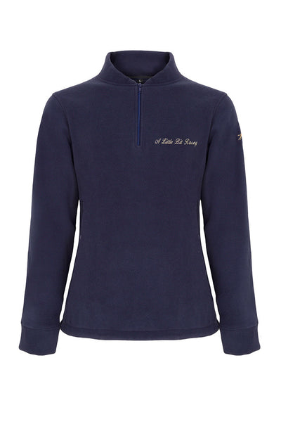 Paul Carberry PC Racewear A Little Bit Racey Fleece Top - Classic Navy