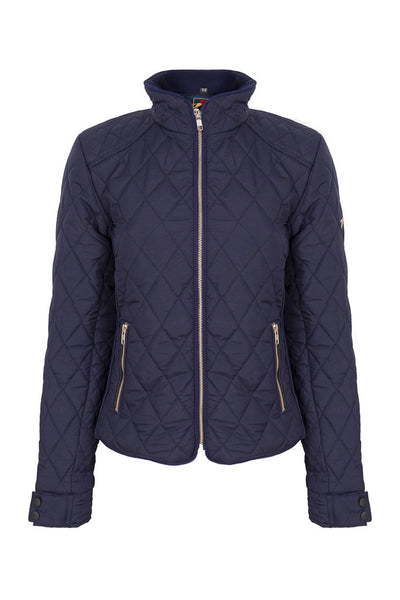 A Little Bit Racey Jacket in Navy - Front - PC Racewear