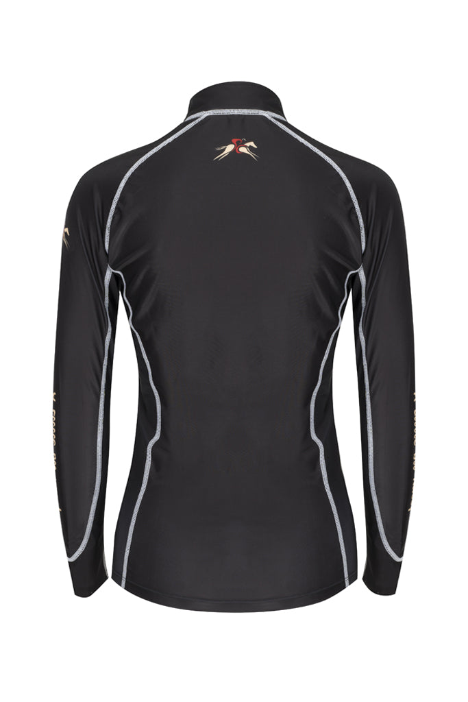A Little Bit Racey Sprint - Lycra Top - Black Back - PC Racewear