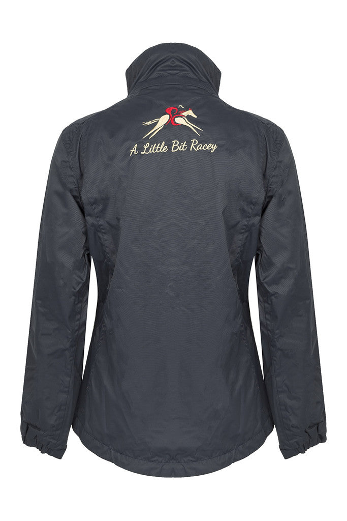 Paul Carberry - PC Racewear - A Little Bit Racey Top Notch Jacket - Showerproof - Navy - Back