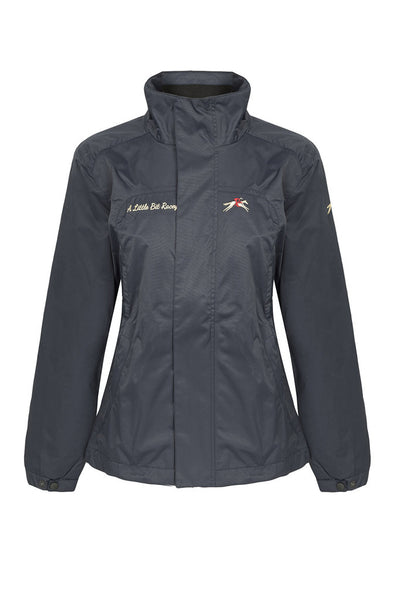 A Little Bit Racey Top Notch Jacket - Showerproof - Navy - PC Racewear
