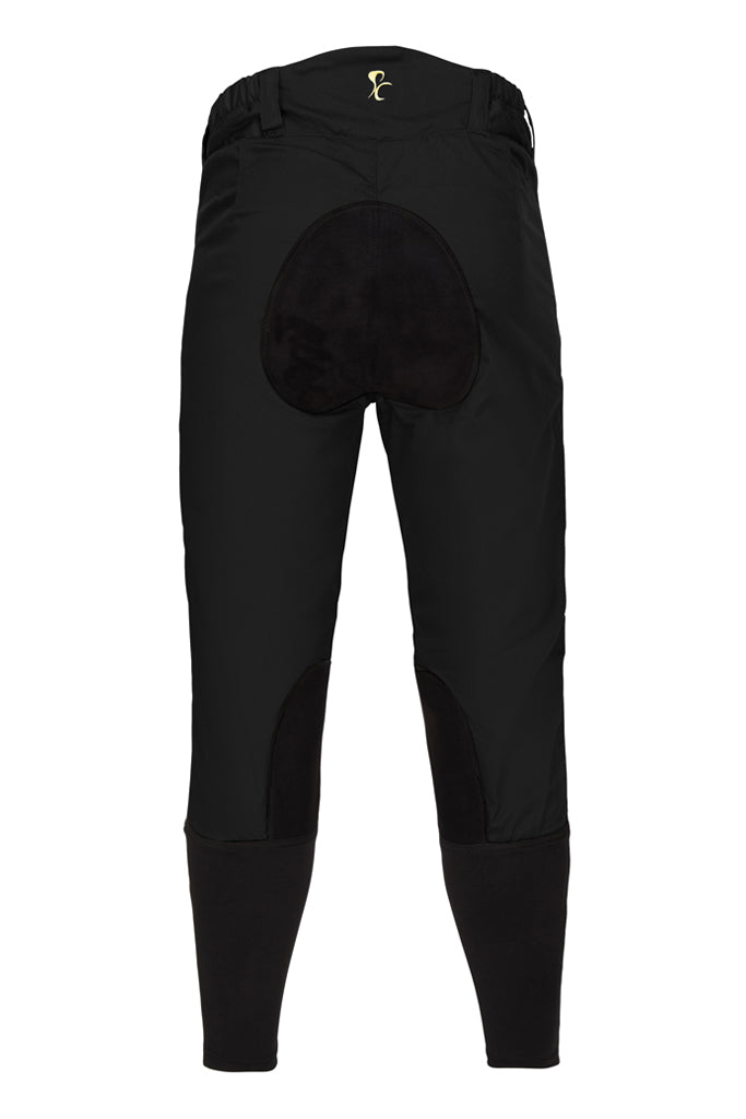 Paul Carberry PC Racewear - PC Duvall 140 Summer Breeches - Black - Back