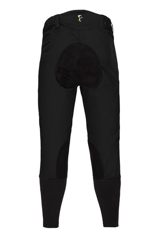 Paul Carberry PC Racewear - PC Duvall 140 Summer Breeches - Black