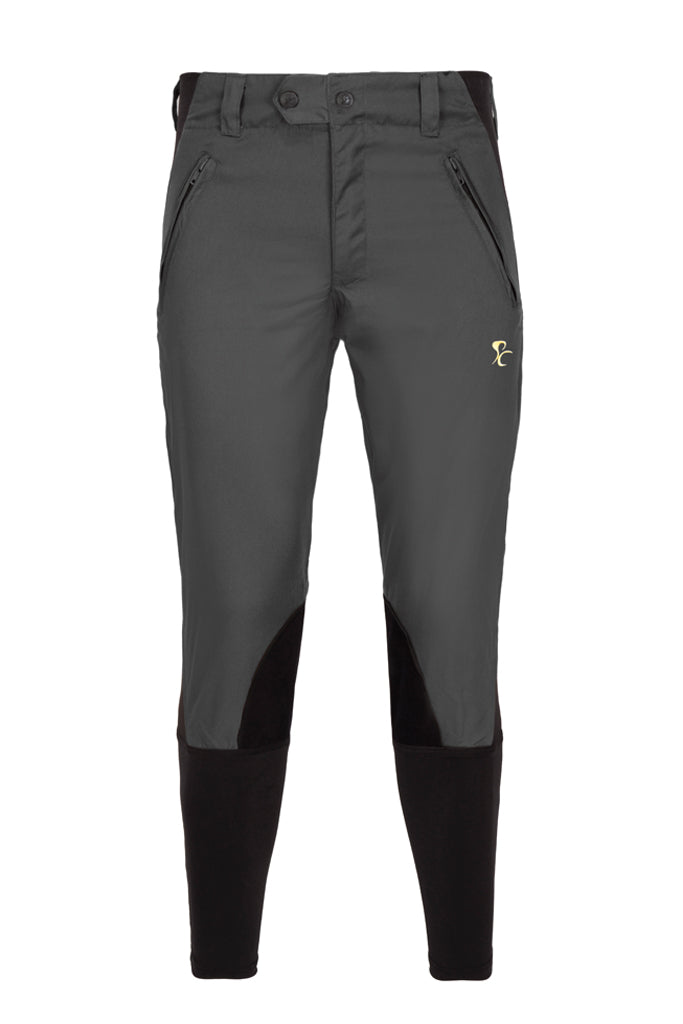 Paul Carberry PC Racewear - PC Duvall 140 Summer Breeches - Grey