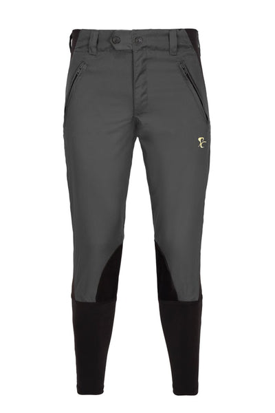 PC Duvall 140 Summer Breeches - Grey - Childrens