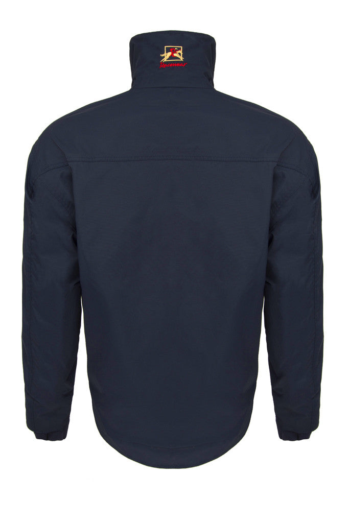 Paul Carberry - PC Racewear - PC Elite Jacket in Classic Navy - Back