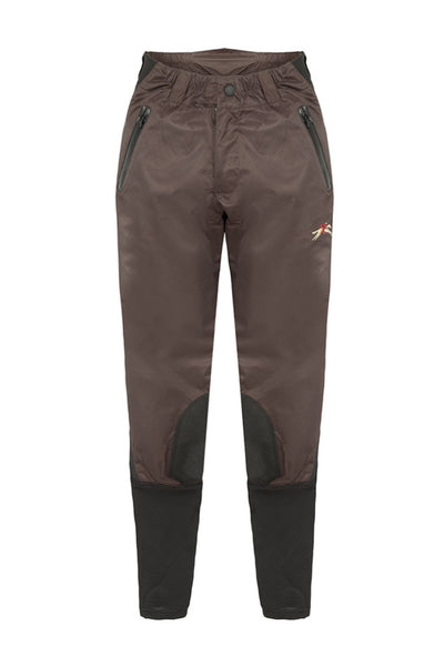 Paul Carberry - PC Racewear - PC Breeches Chocolate Brown / Black