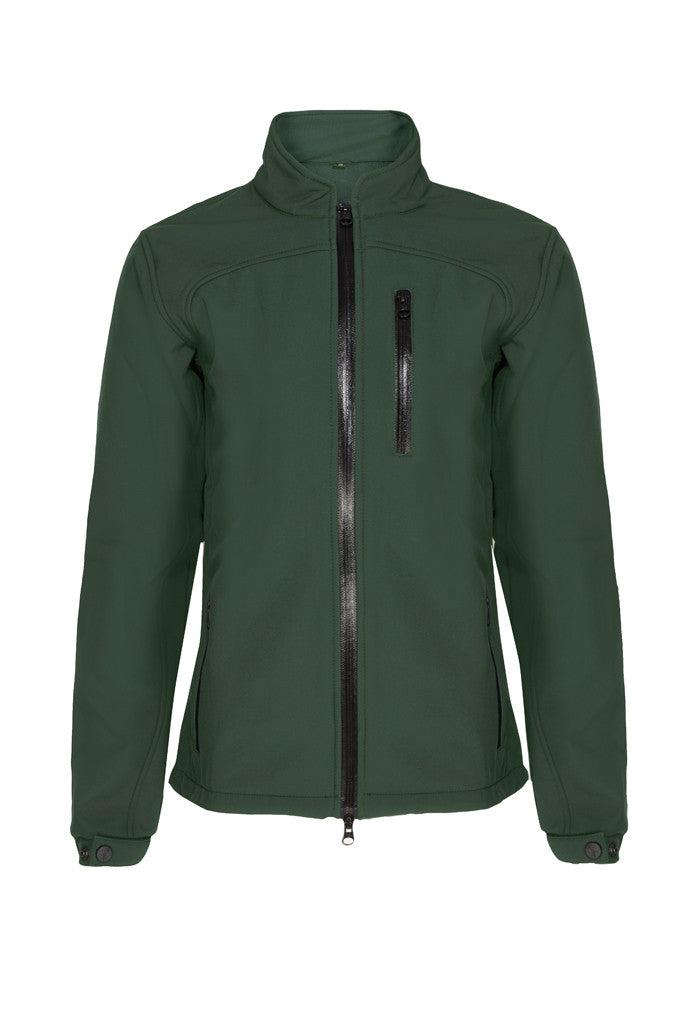 Paul Carberry PC Racewear - Racing Green PC Softshell Jacket