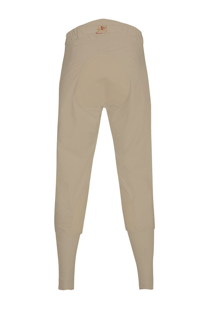 Paul Carberry PC Racewear Hunting Breeches - Beige - Back