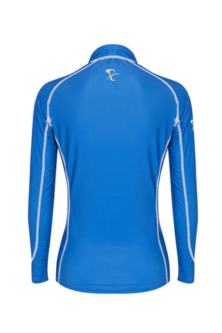 PC Racewear Sprint- Lycra Top - Royal Blue