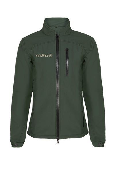Paul Carberry - WP Mullins PC Racewear - Racing Green PC Softshell Jacket