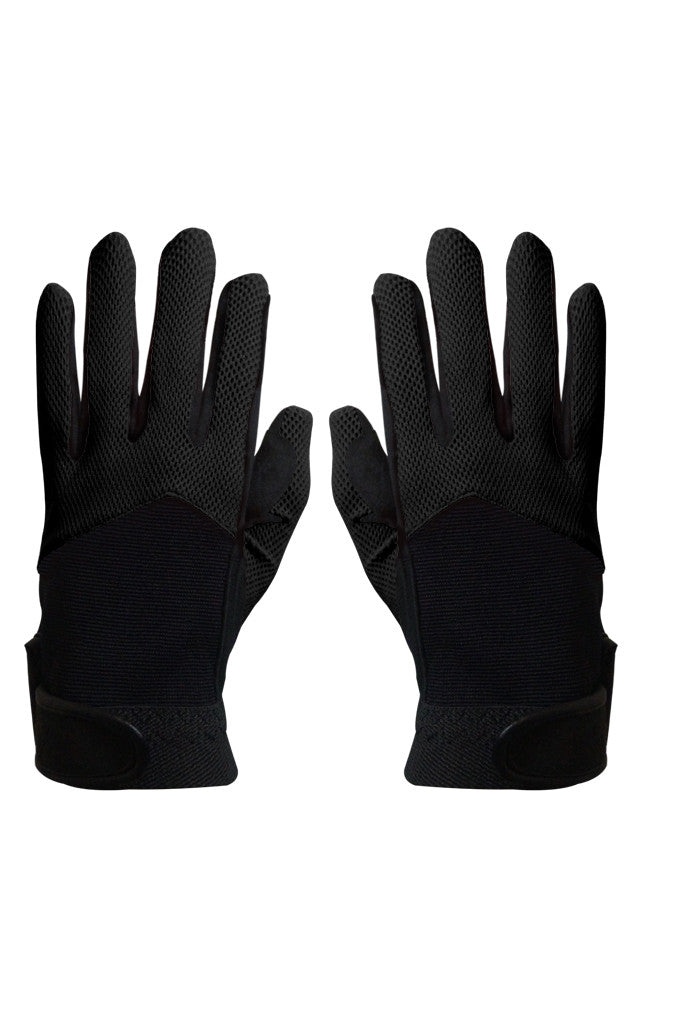 Paul Carberry PC Racewear PC Gloves Black
