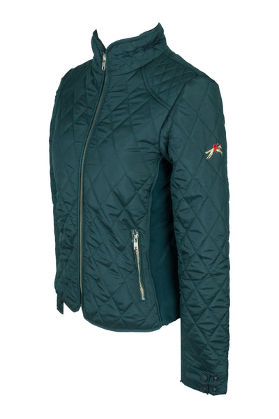 A Little Bit Racey - Jacket - Racing Green - PC Racewear