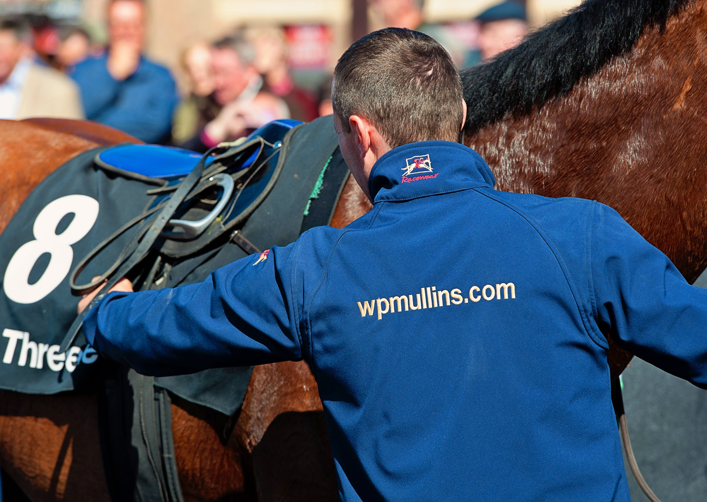 WP Mullins Collection - Limited New PC Softshell Jacket - Navy