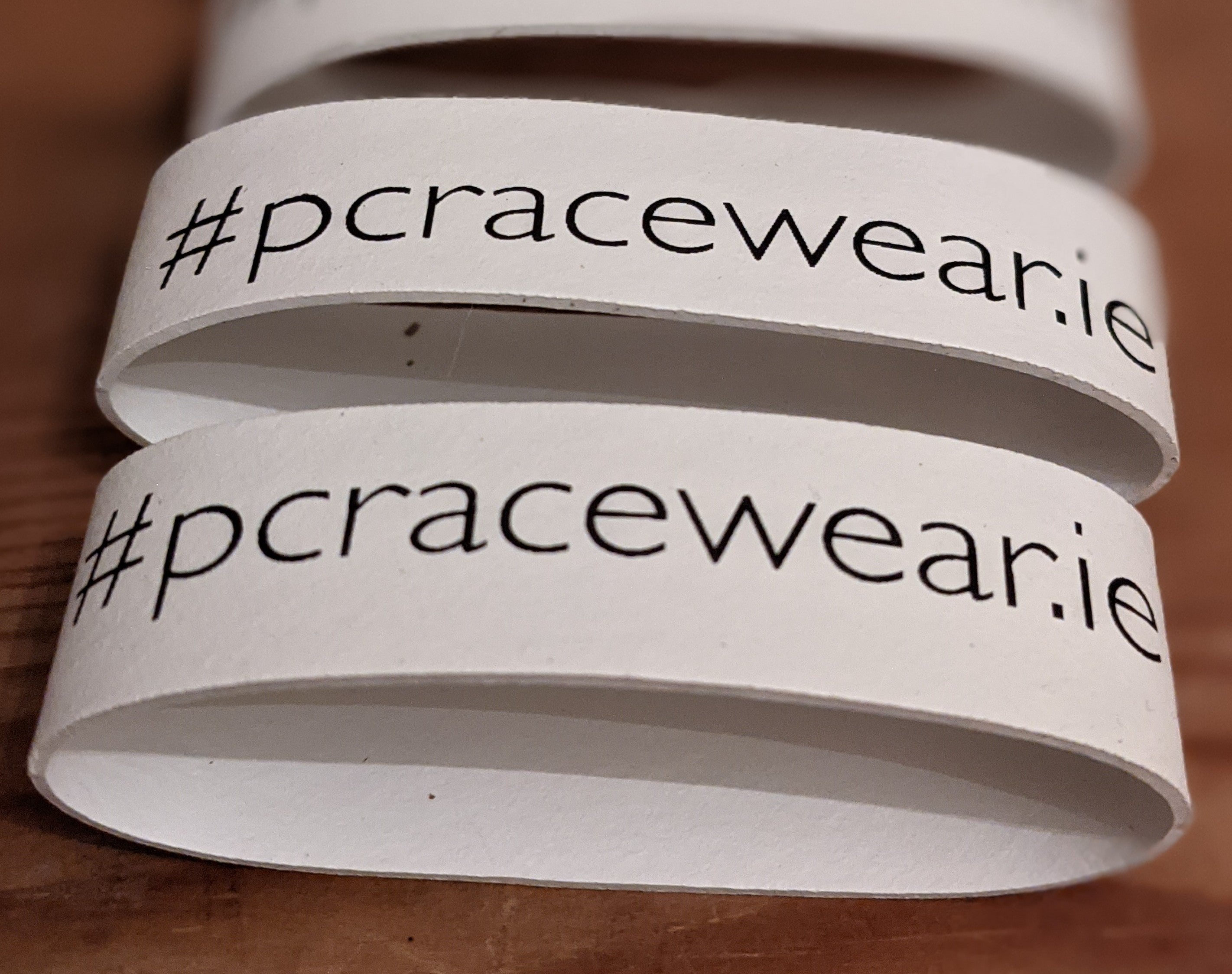 PC Racewear Wrist Bands