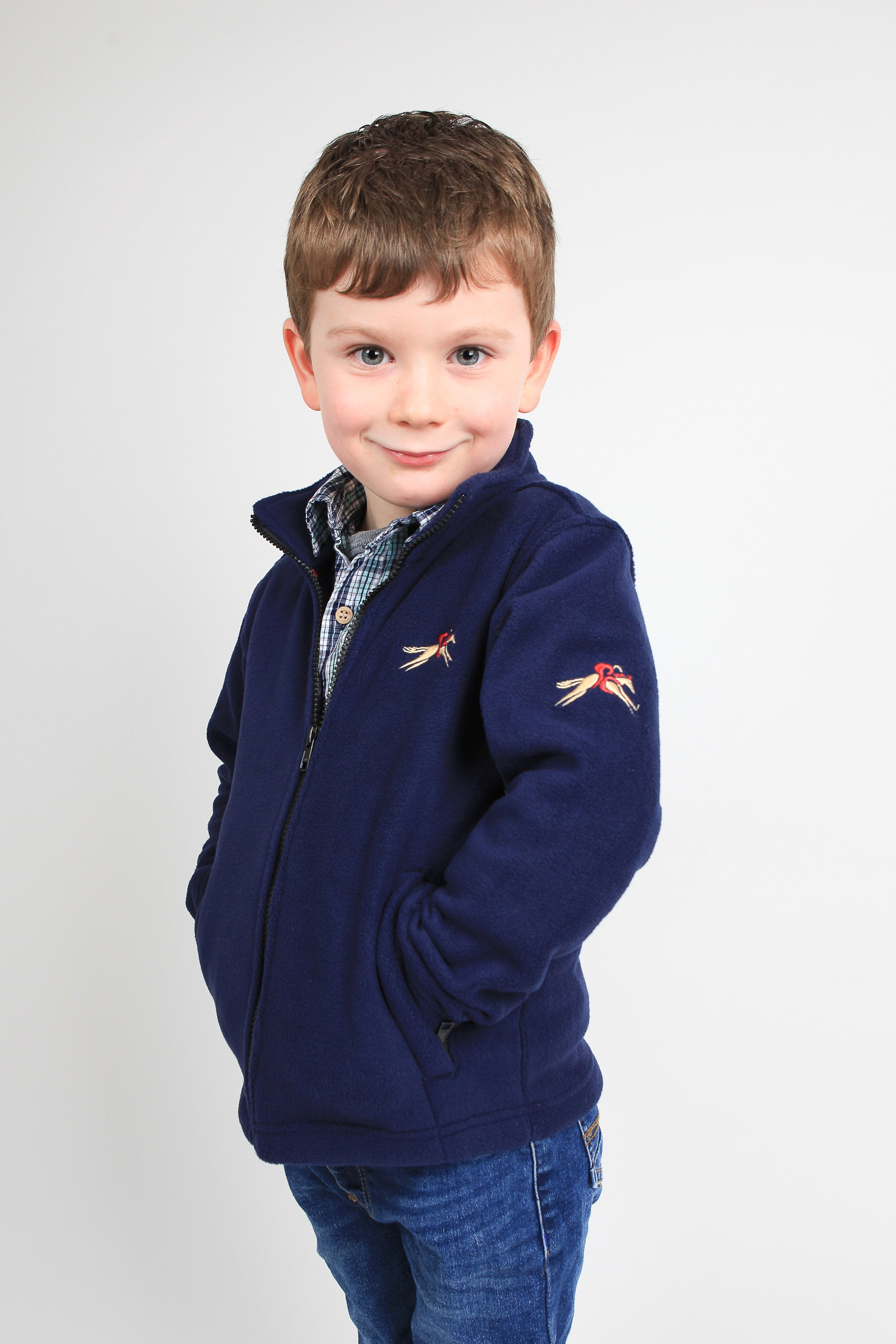 Paddock Fleece Jacket - Childrens