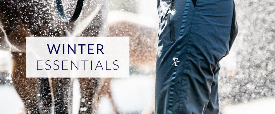 Paul Carberry PC Racewear - Winter Riding Essentials