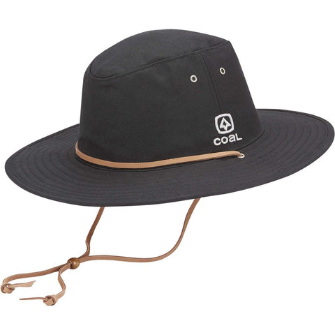 Coal Townsend Hat Black