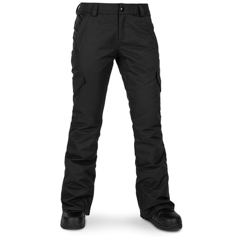 Volcom Bridger Insulated Black Women's Pants 2021