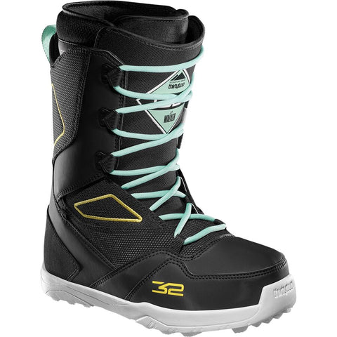 Thirtytwo Light JP Black Mens Snowboard Boots 2021