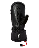 Crab Grab Cinch Black Mitt