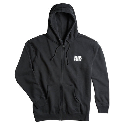 Airblaster Team Zip Up Hoodie