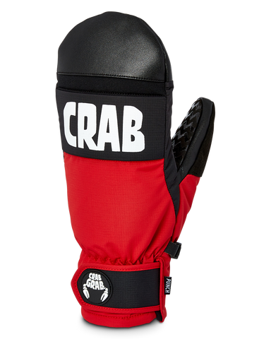 Crab Grab Punch Mitt Red