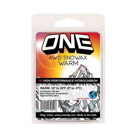 Oneball 4WD Assorted Temp Wax