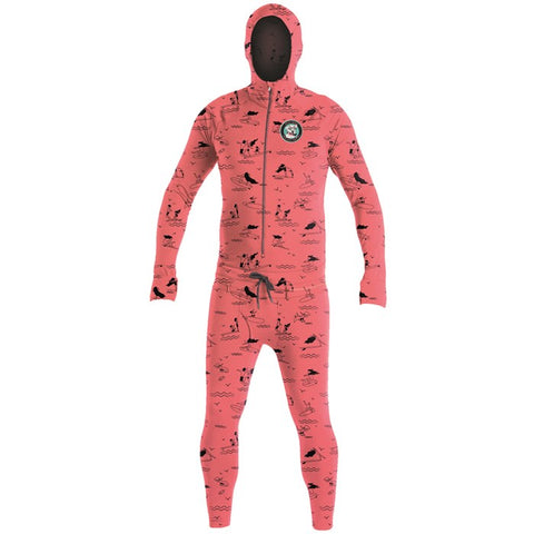 Airblaster Classic Ninja Suit Men's Hot Coral